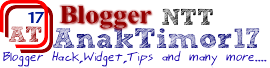 Anaktimor17 Blog