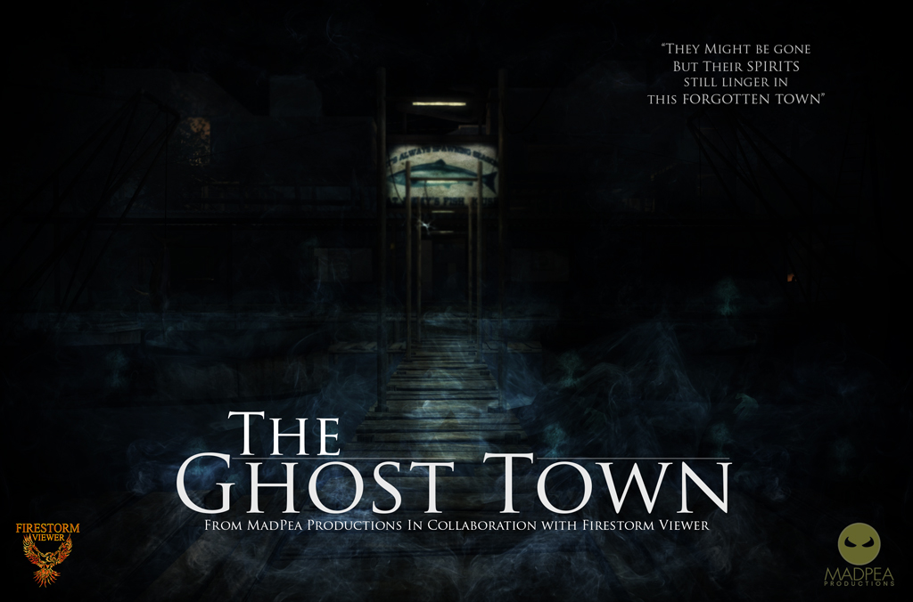 Ghost Town By MadPea & Firestorm