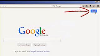 Pada situs google, masuk ke akun google