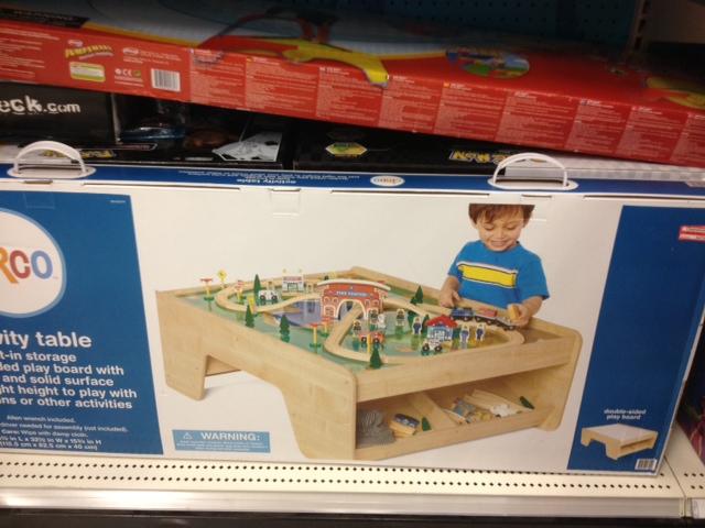 Growing Up Gardner: Target Toy Clearance 70% off - Jan 2012