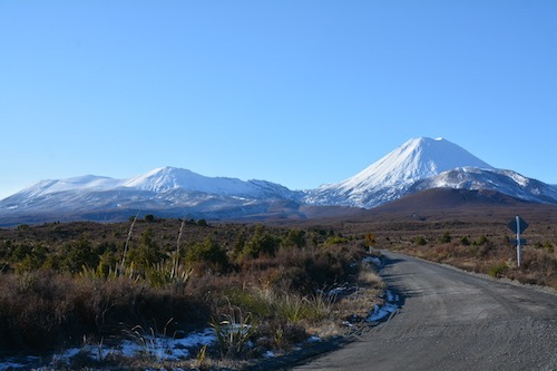 New Zealand Popular Mountain