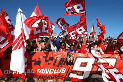 Fans Marquez Takut Hadir di Balapan Mugello Musim Ini