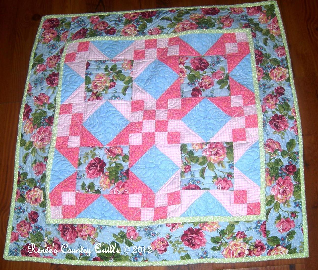 Ren e 39 s country quilts llc 2 new quilts for sale for Quilts for sale