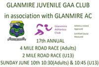 4m race nr Cork City... Sun 10th June 2018