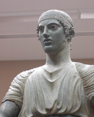 The 'Charioteer of Delphi'