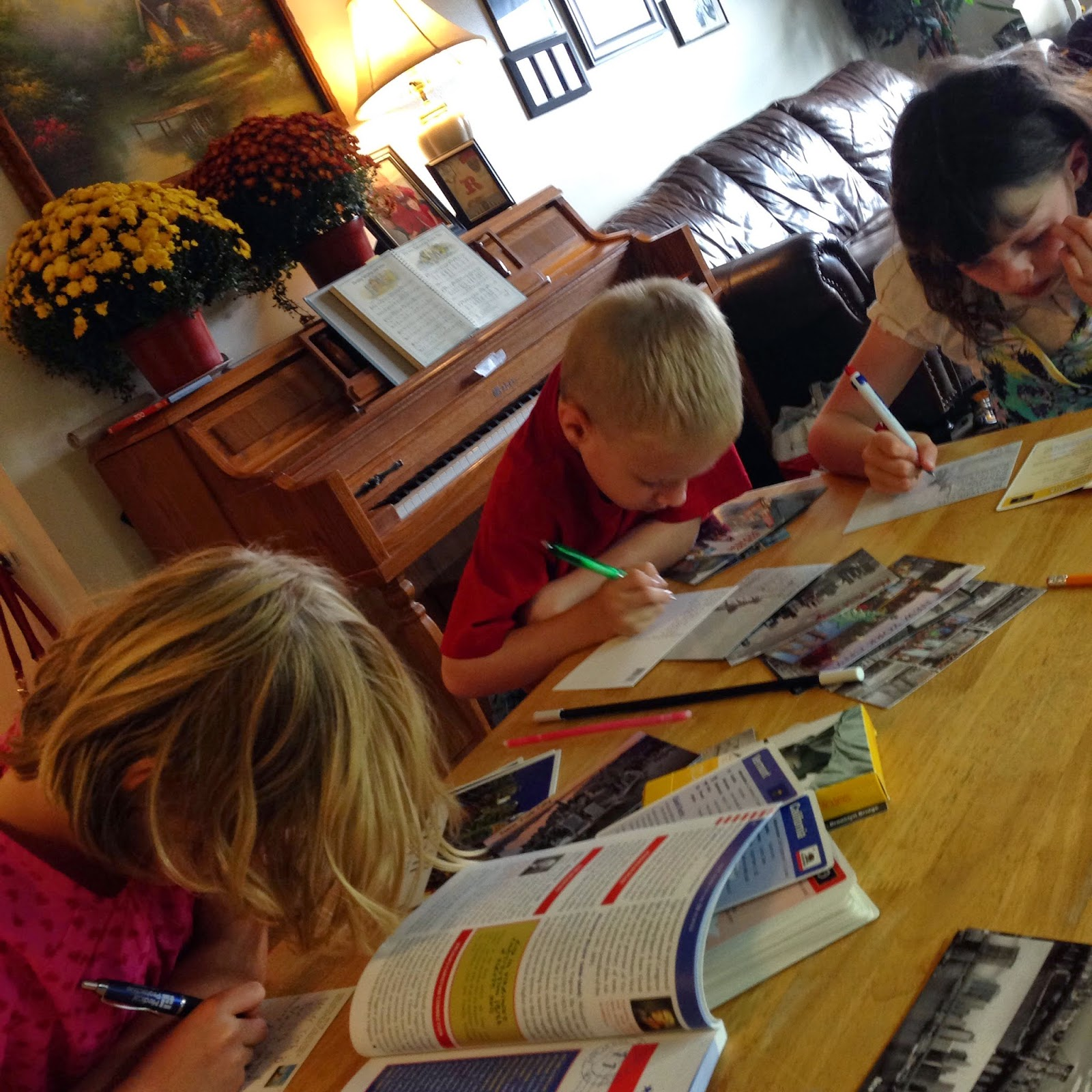 How's our first year of homeschool going? | Hi! It's Jilly #homeschool #ldshomeschool