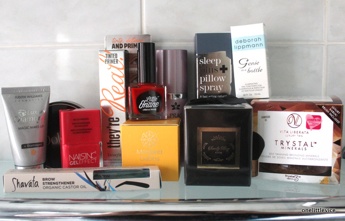 onelittlevice beauty blog: QVC Beauty Haul