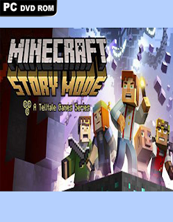 Download Minecraft Story Mode Episode 1 Torrent PC 2015