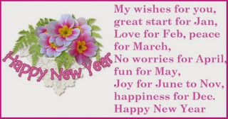 Happy New Year 2016 Greetings with Quotes Best Wishes for BF GF Lover