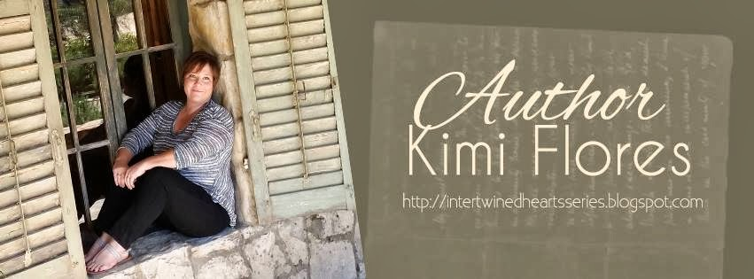 Intertwined Hearts Book Blog ~ Author Kimi Flores