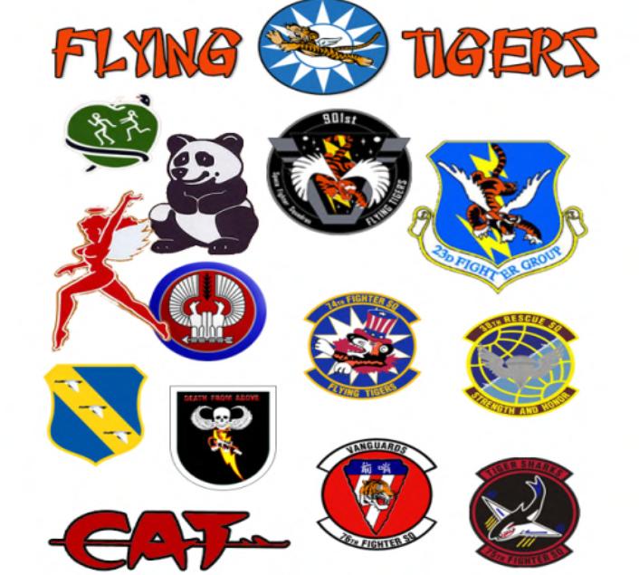 Fighter Squadron Logo New 75th Fighter Squadron