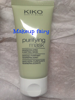 kiko purifying mask review