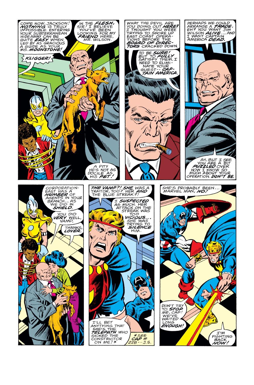 Captain America (1968) Issue #230 #144 - English 12