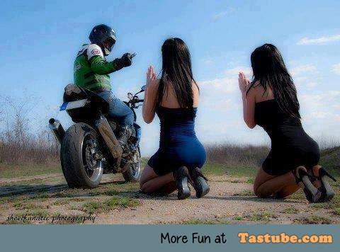 A true rider