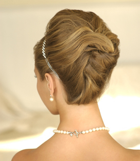 Elegant Formal Wedding Hairstyles