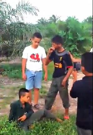 Video Kes Buli Di Mukim Air Hitam Muar Johor Tersebar