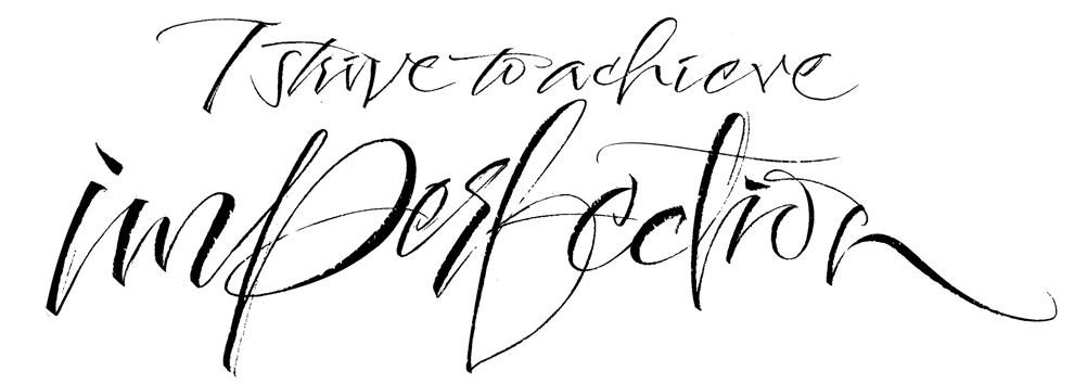 the art of hand lettering march 2011. Black Bedroom Furniture Sets. Home Design Ideas