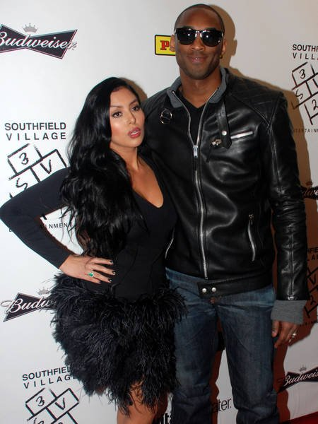 Kobe Bryant&#8217;s Wife, Vanessa Bryant, Files For Divorce!
