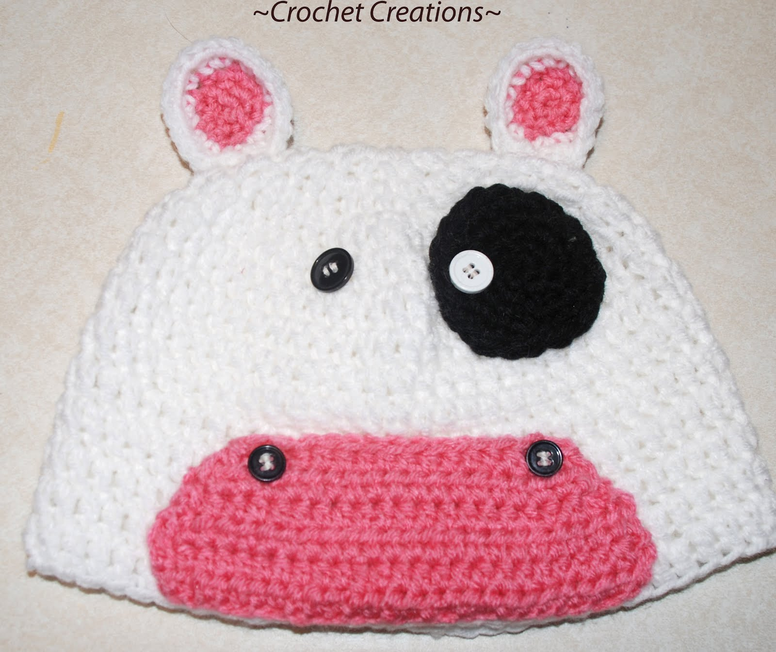 Crochet Pattern Central - Free Farm Animals Crochet Pattern Link