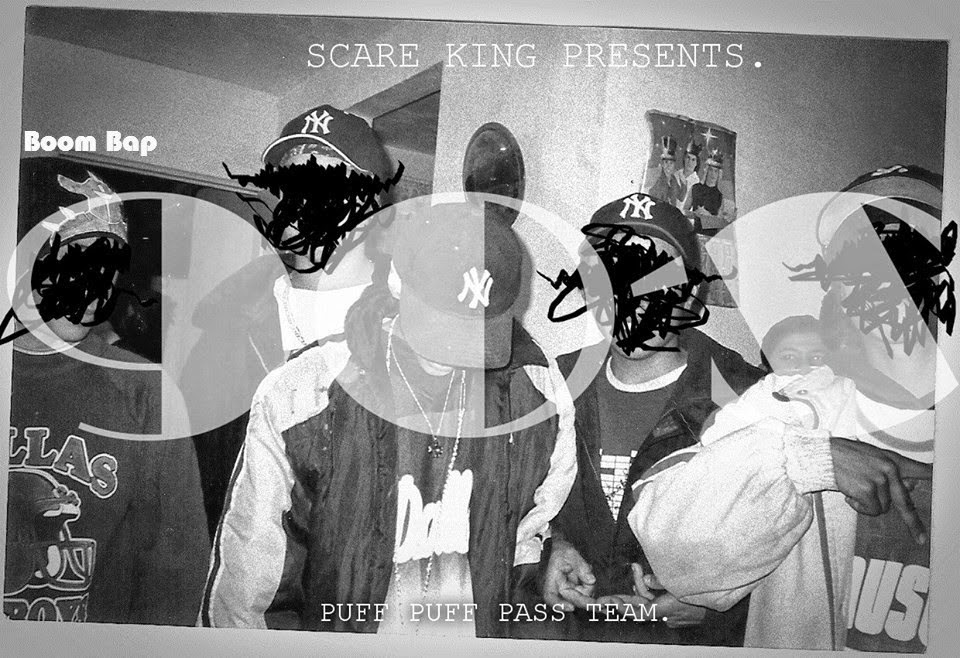 Scare King - Boom Bap 90's