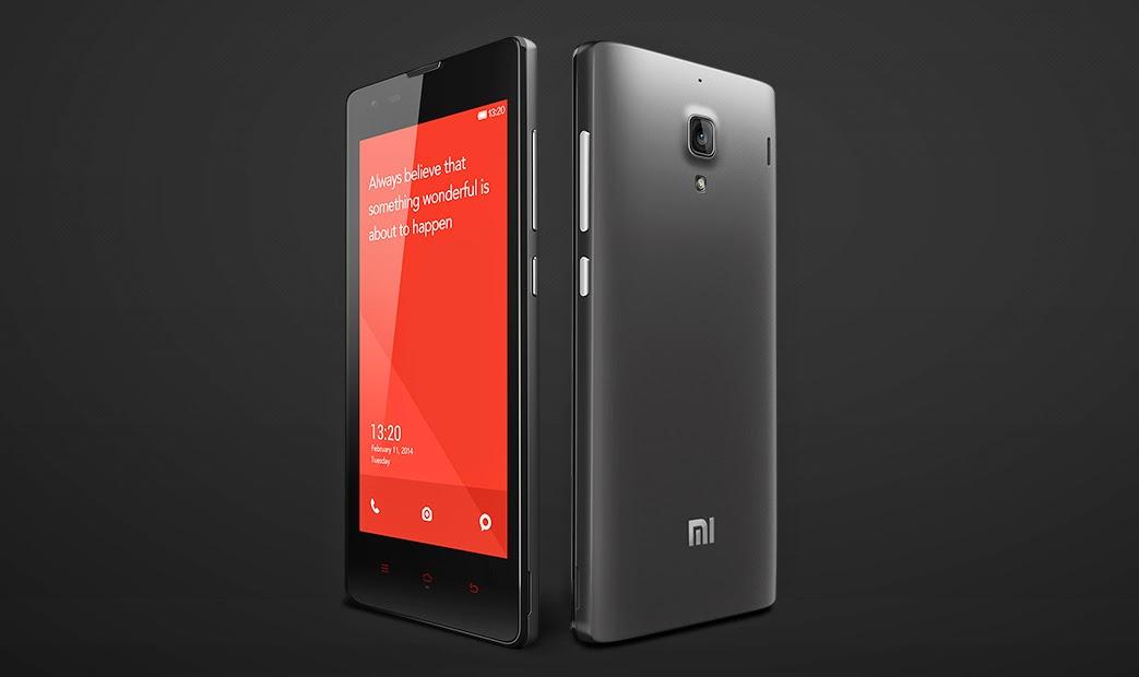 Spesifikasi Xiaomi Redmi 1s