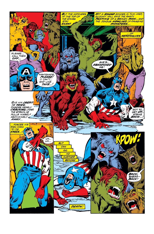 Captain America (1968) Issue #164 #78 - English 3
