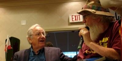 Sen. Harkin and Bob Kafka