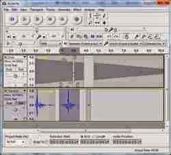 Free Download Audacity Audio Editor 2.0.6