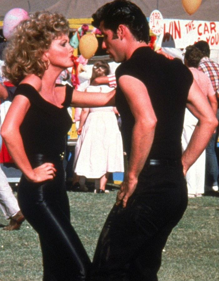 Grease halloween costume