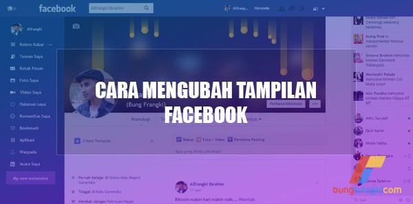 Cara Mengubah Tampilan Facebook Biar Loading Makin Cepat