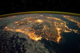 Península luminosa