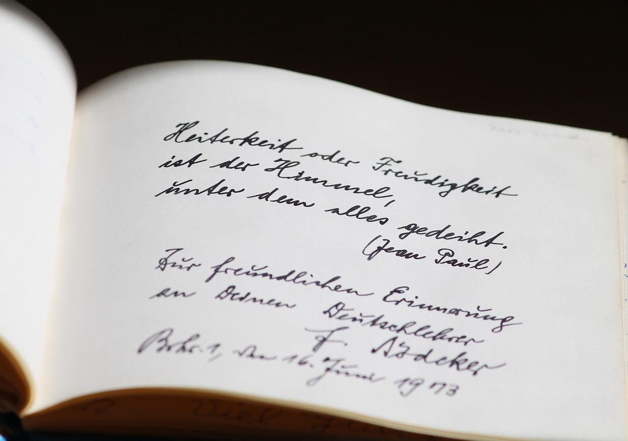 Dedykacja Do Książki Na ślub Komunię 18 Stkę Urodziny I Inne