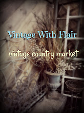 Vintage With Flair - vintage country market!!