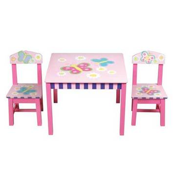 Butterfly table and chairs review