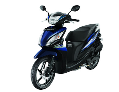 Honda Spacy Helm in PGM-FI | Spesifikasi Lengkap dan Harga