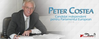 Peter Costea, Preşedintele AFR, şi-a anunțat candidatura la alegerile europarlamentare