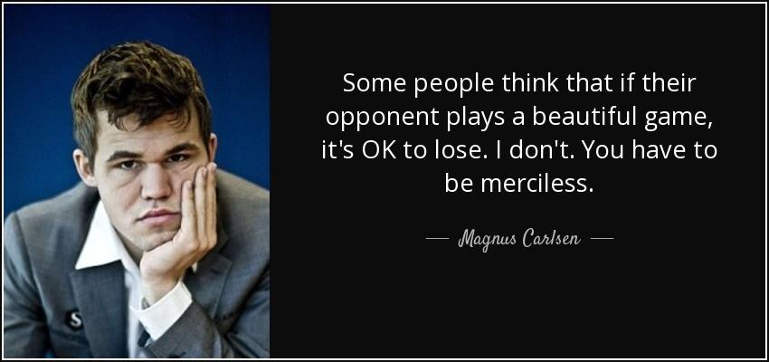 Le champion du monde d'échecs Magnus Carlsen © Chess & Strategy