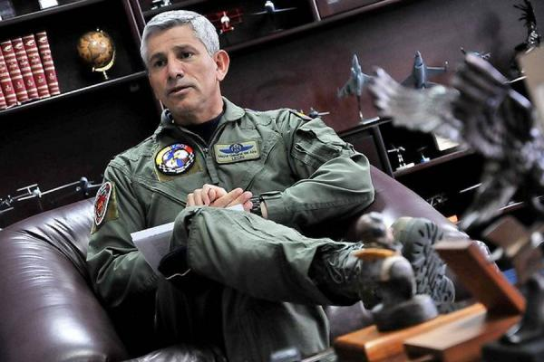 General Guillermo Leon FUerza Aérea Colombiana