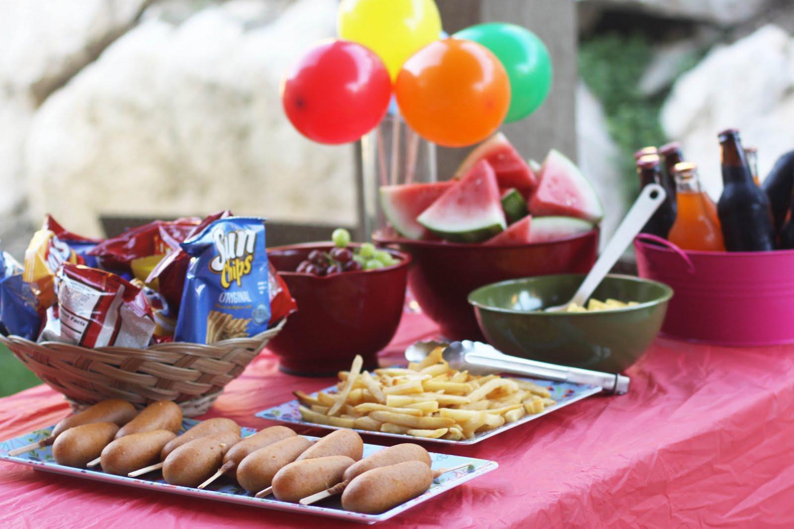 Summer activity idea cousin carnival - Carnival foods ideas ...