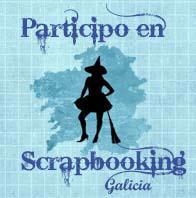 PARTICIPO EN SCRAPBOOKING GALICIA