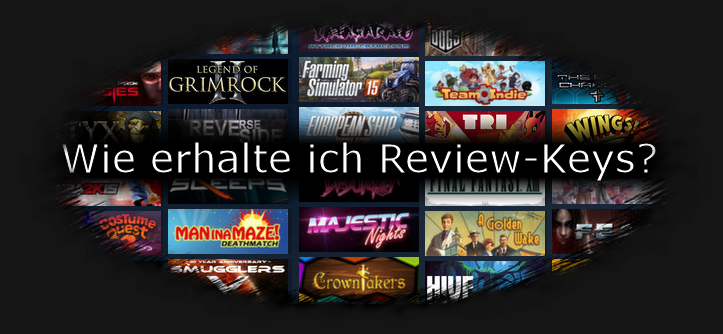 Game-Reviewer werden
