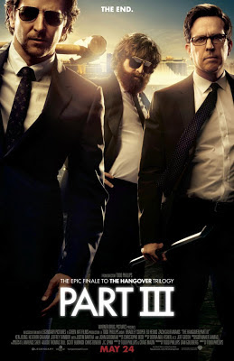 Hangover 3 movie poster large malaysia