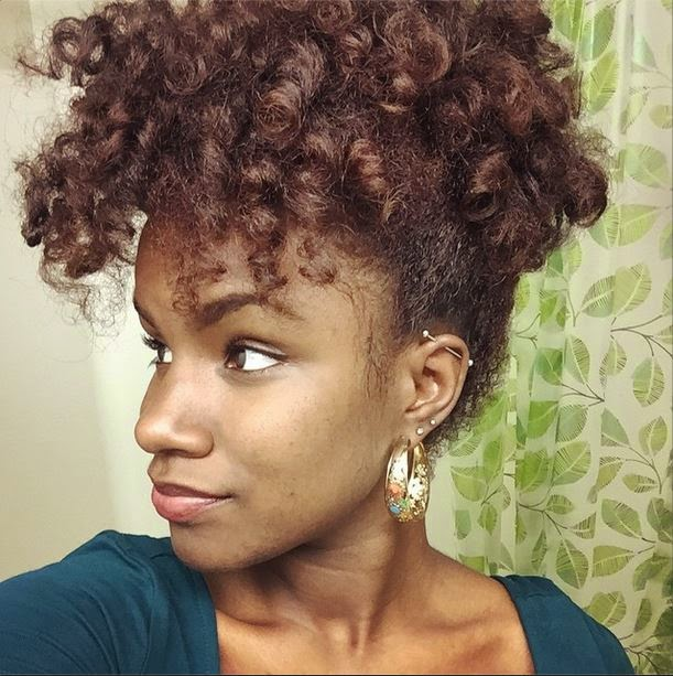 Interview Hairstyles For Short Natural Hair 80