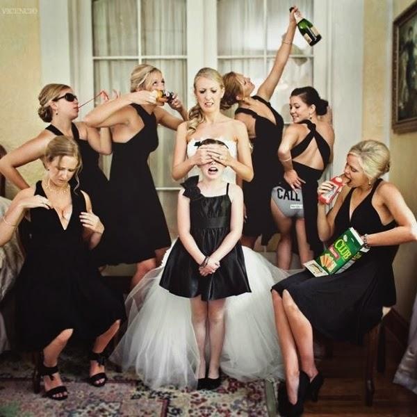 10 powodów dla których powinnaś zorganizować wieczór panieński
