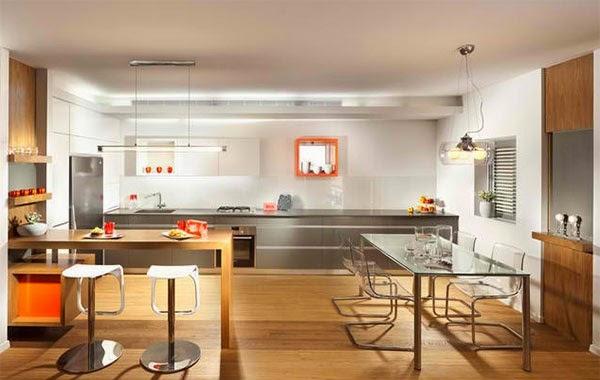 Menciptakan Dining Space Pada Dapur 7