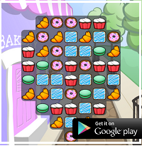 Game of the Month - Candy Match 2014