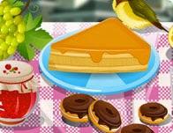 Summer Food Table Decoration