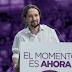 El Gobierno del cambio, por Pablo Iglesias.