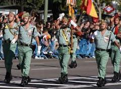La Legión - España