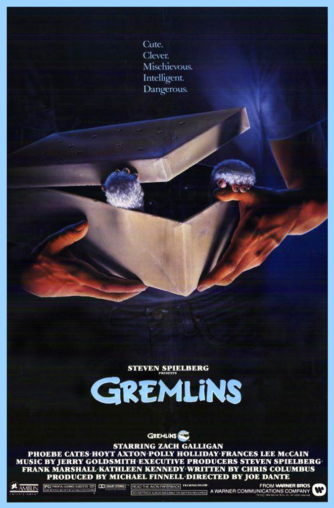 Resultado de imagen para portada GREMLINS